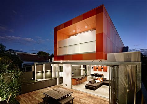 modern house project situated in melbourne australia the south yarra house project is a modern residence