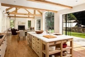 Open Concept Farmhouse Whitehousebluegarden Modern Farmhouse Style