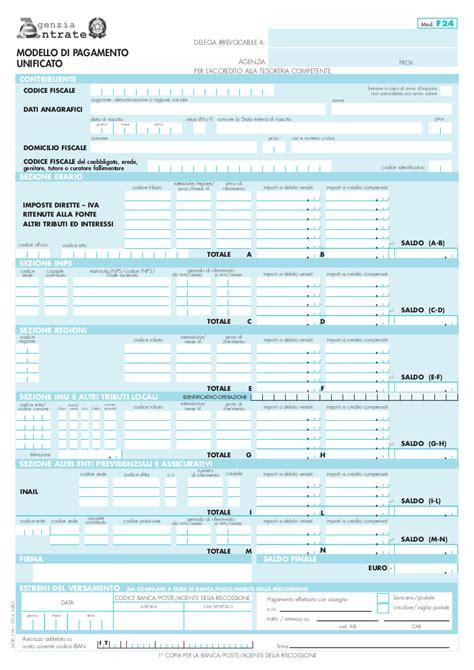 Pagare F24 In Banca by Fisco Amico Obbligo Di Conto Corrente Per Pagare L F24