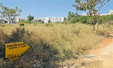 arkavathy layout land price bengaluru 57 year old loses land after paying property