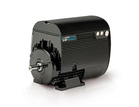 synchronous pm electric motor  integrated drive