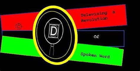televising  revolution  spoken word  detroit