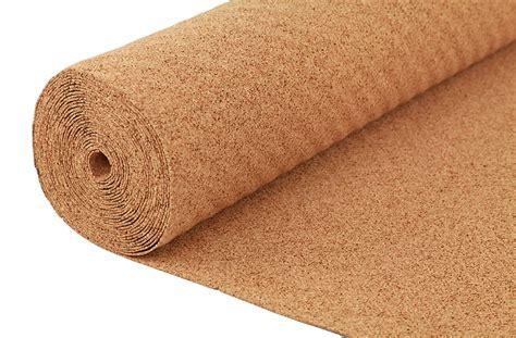 Floor Comfort Underlayment Review by Acousticork Comfort Underlayment Floor Underlay