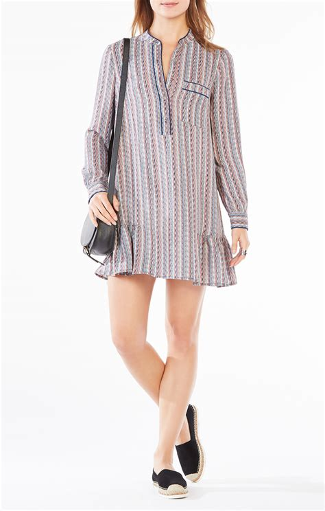 Printed Dress Shirt lucile printed shirt dress