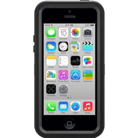 Gradient Drops Iphone 5c Black otterbox defender series for iphone 5c retail