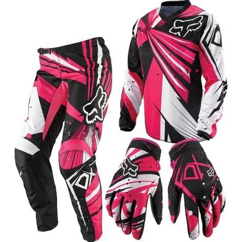pink motocross gear best 25 fox motocross gear ideas on fox