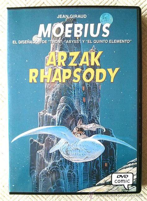 libro rhapsodie francaise arzak rhapsody jean giraud moebius track comprar pel 237 culas en dvd en todocoleccion