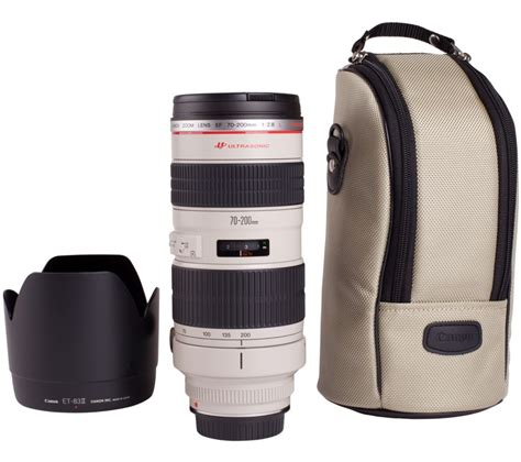 Canon Ef 70 200 F 2 8 L Is Usm canon ef 70 200 mm f 2 8 l usm telephoto zoom lens deals