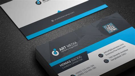 Adobe Illustrator Business Card Template Tutorial by Adobe Illustrator Business Card Template Choice Image