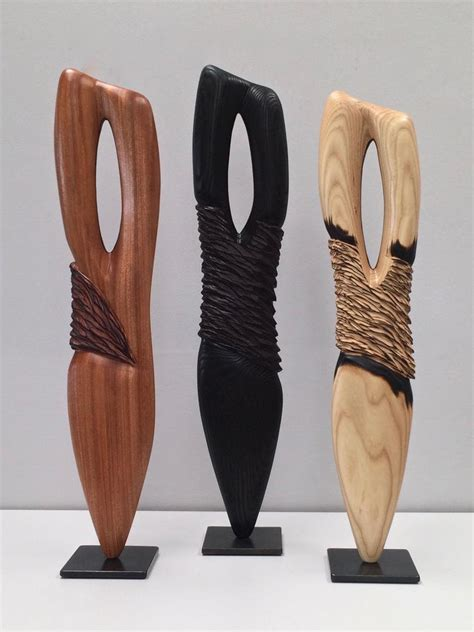greg joubert figure  wood sculpture  sale  stdibs