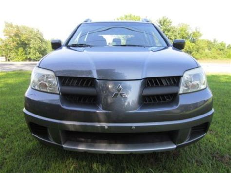 mitsubishi outlander all wheel drive purchase used 2006 mitsubishi outlander all wheel drive