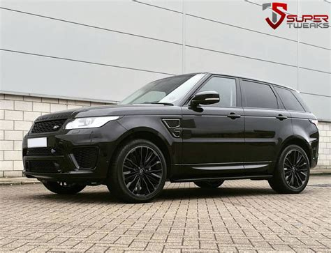 range rover conversion range rover sport svr conversion tweaks