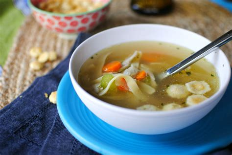 simply scratch easy chicken noodle soup simply