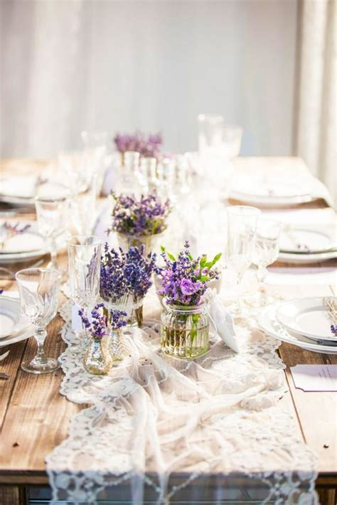 30 Lavender Wedding Decor Ideas You'll Totally Love