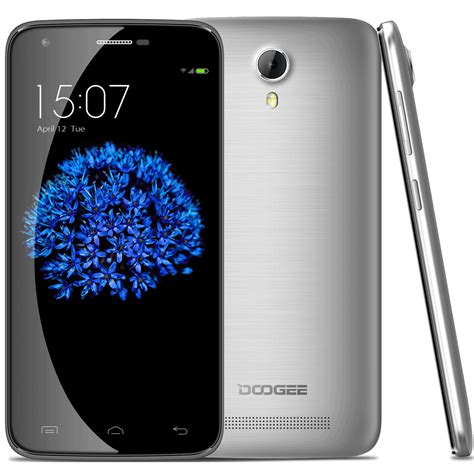 Pro Android 5 doogee valencia2 y100 pro mtk6735 android 5 1 phone