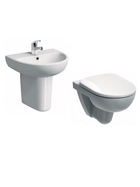 wash basin toilet toilet and wash basin sets twyford e100 wall hung toilet