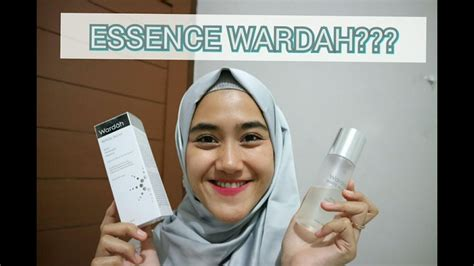 Harga Wardah White Secret Treatment Essence Review unboxing review pemakaian 30 hari cara pemakaian