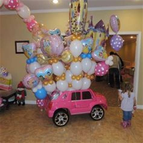 1000 images about disney princess i decorated with balloons on balloon