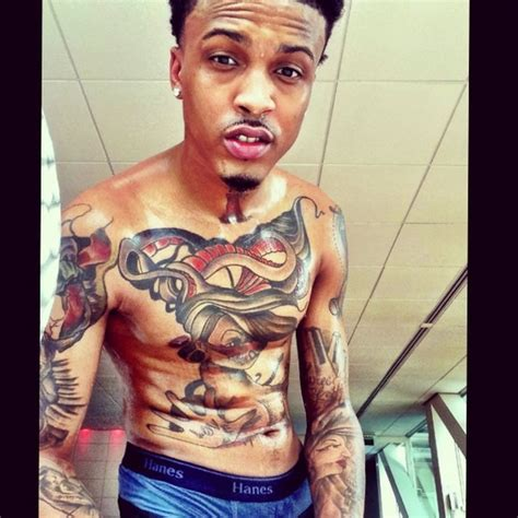 august tattoos august alsina 2018 dating tattoos facts