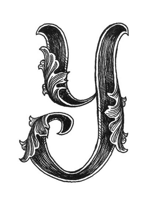 the script y leaf script y art print filigree scrolls patterns