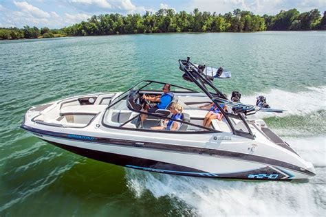 yamaha jet boat heat soak top 10 runabouts of 2016 bowriders that can t be beat