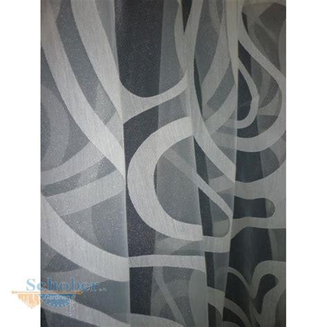 ausbrenner gardinen stores gardinen stoff ausbrenner welle creme transparent