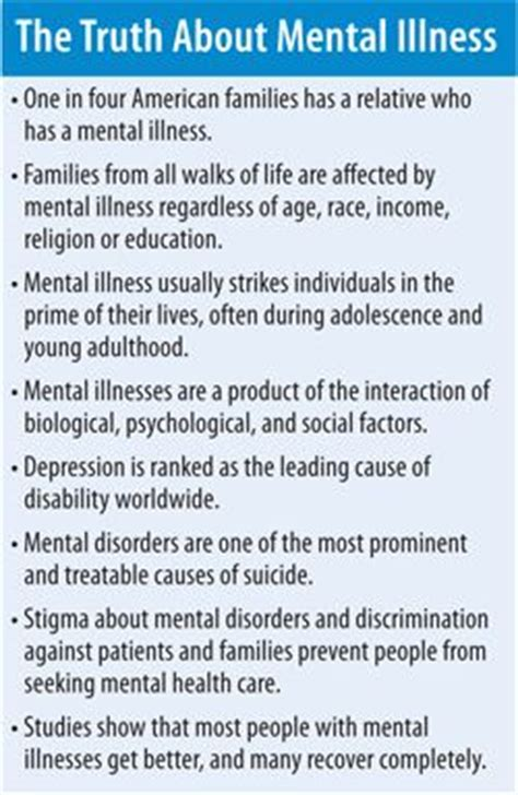 depression other mental illnesses caused by diseases it s not all in your books read it if you or someone you struggles with