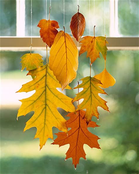 dishfunctional designs crafts to make with autumn leaves