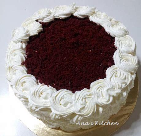 Baju Velvet Cake s kitchen tel 019 6358126 011 28773017 kakanakitchen gmail velvet cake