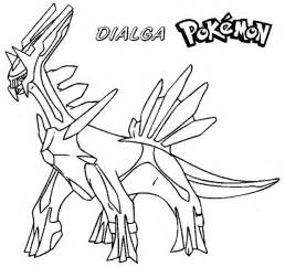 coloring books pokemon dialga print free download
