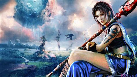 wallpaper game woman final fantasy game wallpaper hd wallpaper games wallpapers