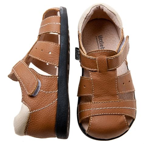 brown sandals for toddler boy new leather boys toddler light brown sandal shoes