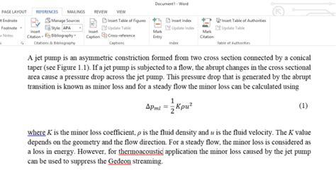cara membuat jurnal matematika cara membuat equation persamaan matematika di microsoft