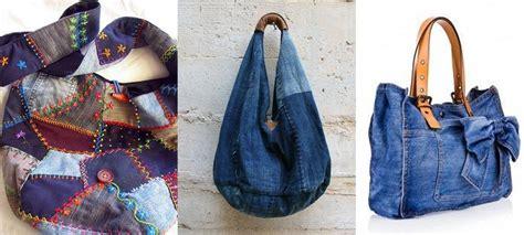como decorar un jeans en casa ideas para crear bolsos con jeans viejos emedemujer