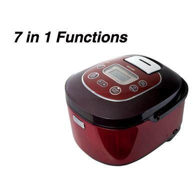 Rice Cooker Sharp Terbaru kelemahan sharp 7in1 rice cooker ks th18rd merah cek