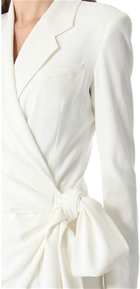 Big Bows Viktor Rolf Or Forever 21 by Viktor Rolf Sleeve Bow Jumpsuit In White Lyst