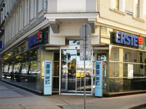 erste bank salzburg filiale erste bank geschlossen bank sparkasse praterstr
