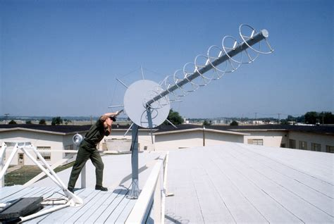 Antena Bartek Receive Original Ace 93 cannon antenna