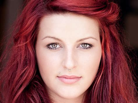 different shades of red for hair color mind blowing red hair color shades medium hair styles