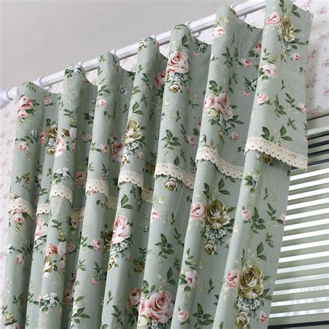 country style curtain charming country plaid curtains 2016