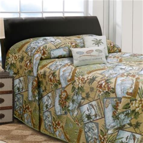 palm tree comforter sets buy palm tree bedding king from bed bath beyond