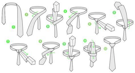 nudo de corbata elegante 10 nudos de corbata elegantes f 225 ciles y r 225 pidos paso a paso