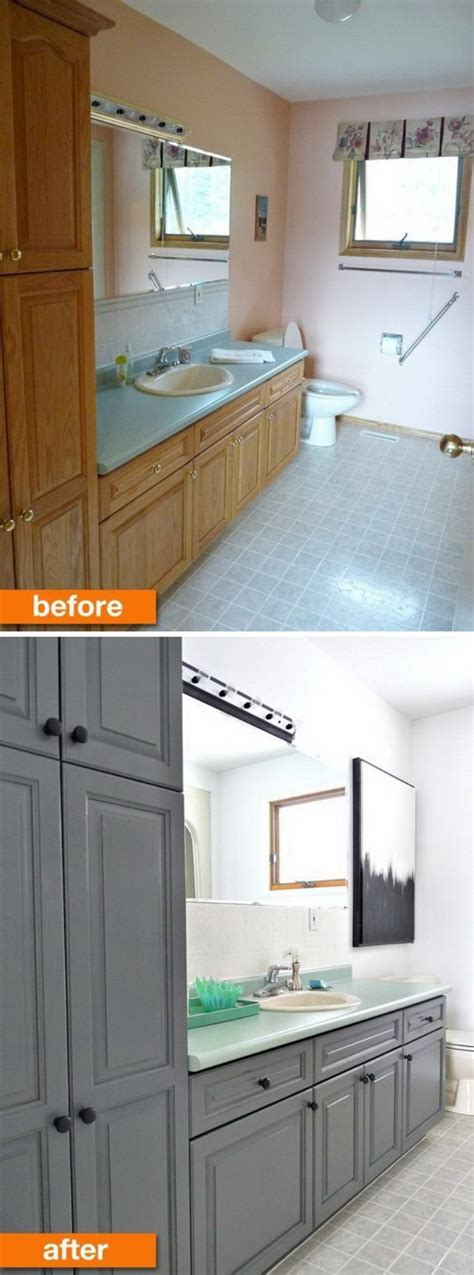 Cheap Bathroom Ideas Makeover by Before And After Makeovers 20 Most Beautiful Bathroom