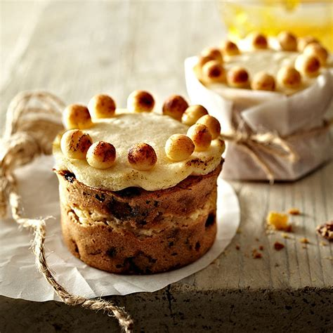 Mini Simnel Cakes in recipes at Lakeland