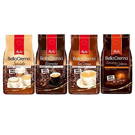 melitta ganze kaffeebohnen beste kaffeemaschine