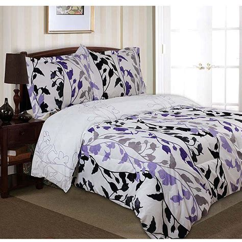 walmart bed covers divatex home fashions printed grace bedding duvet cover