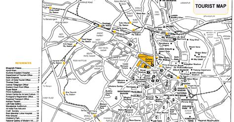 printable online road maps delhi road map free printable maps
