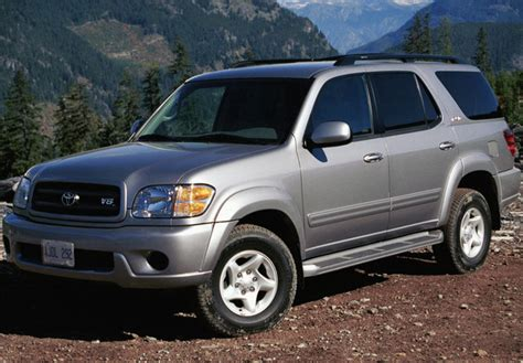 05 Toyota Sequoia Toyota Sequoia Limited 2000 05 Wallpapers
