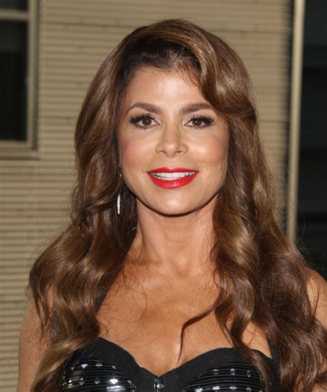 Paula Abdul Hairstyles by Paula Abdul Wavy Formal Hairstyle