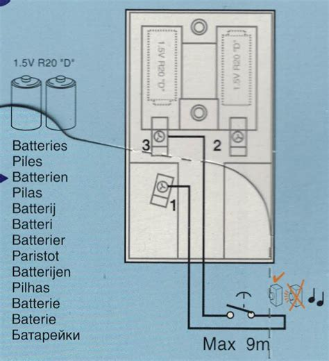 friedland doorbell wiring diagram 33 wiring diagram